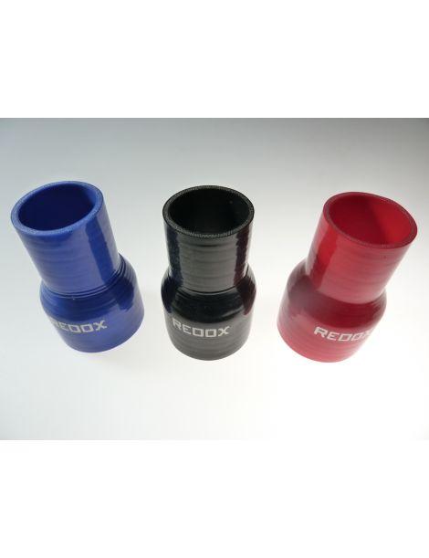 57-63mm durite silicone réducteur droit 4 plis