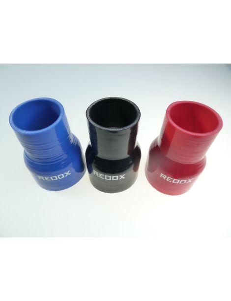 63-70mm durite silicone réducteur droit 4 plis