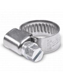 10-16mm - Collier de serrage inox largeur 9mm