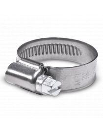 20-32mm - Collier de serrage inox largeur 12mm