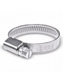 25-40mm - Collier de serrage inox largeur 9mm