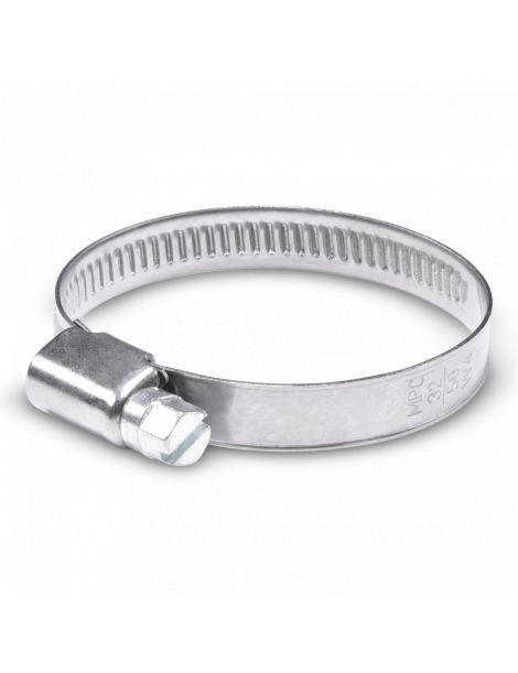32-50mm - Collier de serrage inox largeur 9mm