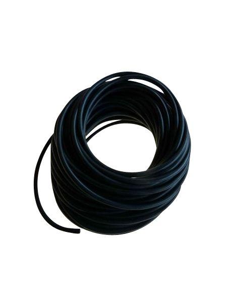 Turbo Hose Connecteur flexible Tuyau en silicone 90 /° Taille au choix noir