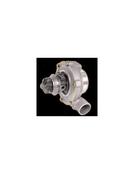GTX2867R Turbocharger GARRETT sur roulements à billes, sans carter échappement