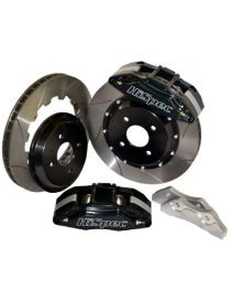CITROEN C2 VTS Kit étriers Compétiton HiSpec RX132 6 pistons, pistes 340x28mm sur bol aluminium avec durites aviation