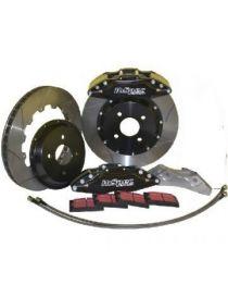RENAULT Clio II RS Kit étriers 4 pistons HiSpec R114-4 disques fixes 310mm, plaquettes et flexibles