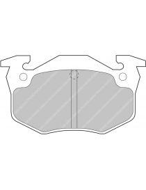 PEUGEOT 106/205/206/306/307/309 Plaquettes arrières FERODO DS2500