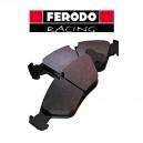 PEUGEOT 206 S16 1.6/2.0/HDI Plaquettes freins avants FERODO DS2500