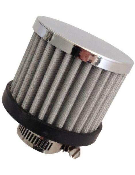 Filtre reniflard connection diamètre 12 à 30mm Grand format