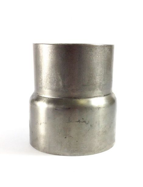 89 - 76.1mm - Réducteur inox femelle 2 étages