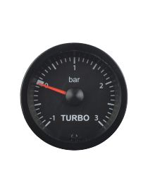 Manomètre pression turbo TORR -1/+3bars