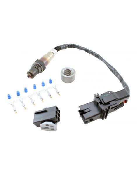 Sonde AEM UEGO wideband / large bande / AFR avec connectique et insert à souder