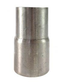 60.3 - 55mm - Réducteur inox femelle 2 étages