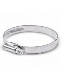 60-80mm - Collier de serrage inox largeur 12mm
