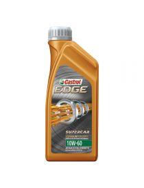 Huile Castrol Edge SUPERCAR 10W60 - Bidon 1L