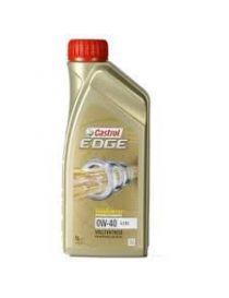 Huile Castrol Edge TITANIUM 0W40 - Bidon 1L