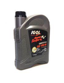 Huile moteur IGOL Race Factory Compétition 10W60 - Bidon 2L