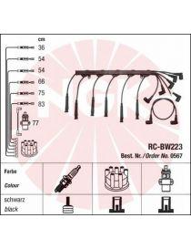 Faisceaux fils de bougies NGK RC-BW223
