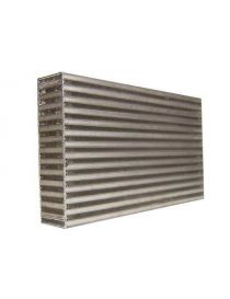 "Faisceau intercooler GARRETT 18x10.3x3"" (457x262x76mm)"