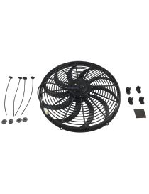 Ventilateur NSB type SPAL 410mm 12V