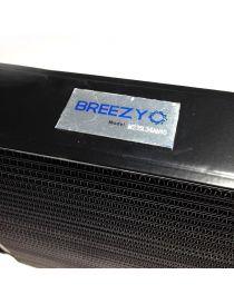 Radiateur huile BREEZY matrice 235mm 30 rangées DASH10 gris