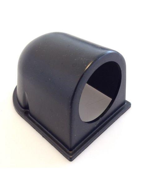 Support droit 1 manomètre diamètre 52mm pour tableau de bord / surface plane