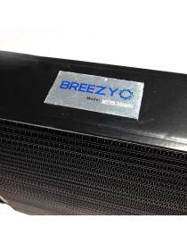 Radiateur huile BREEZY matrice 235mm 13 rangées DASH10 noir