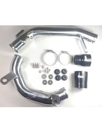 PEUGEOT 207 RC Kit tubulure (alu + silicone) FORGE pour turbo (piping)