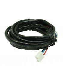Câble alimentation 0.9m pour manomètre AEM UEGO AFR large bande ref 30-4100