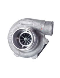 Turbo GARETT GTX2867R carter échappement A/R .82 collecteur T3, wastegate interne, descente T31 2,5