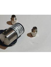 Solénoide électrovanne COOLINGMIST inox avec raccords QuickConnect