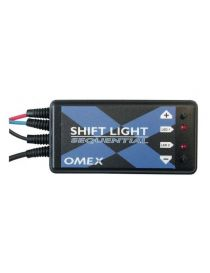 Shift light séquential 4 LEDs OMEX