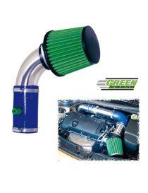 PEUGEOT 207 RC Kit admission directe GREEN AIR FILTER