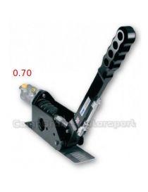 Frein à main hydraulique VERTICAL COMPBRAKE avec maître cylindre 0.70