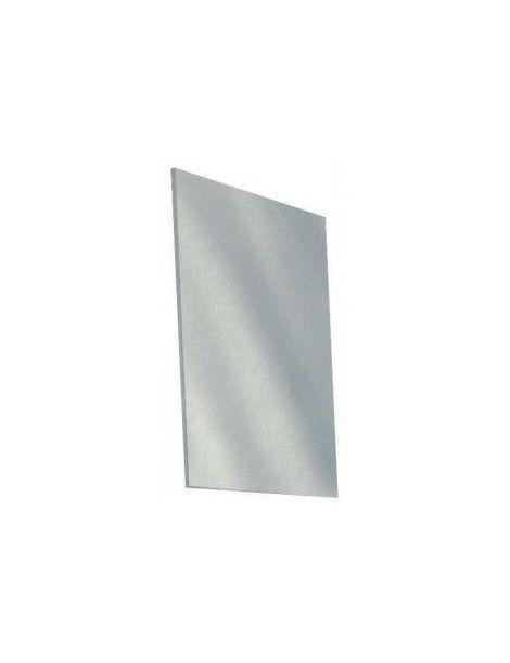 Contre plaque plate 100x120x3mm homologué FIA