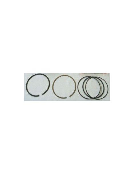 Kit segments pour 1 piston WISECO diamètre 77mm