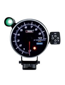 Compte tours 10000tr/min avec shiftlight réglable
