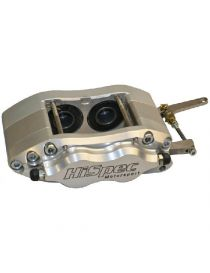 Etrier arrière HiSpec SVA Billet 4 avec frein à main, entraxe fixation 140mm