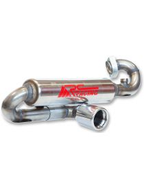 Silencieux inox Groupe N RC RACING reference ET345D-GN