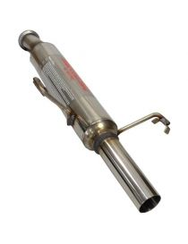 Silencieux inox Groupe N RC RACING reference ET78B-GN