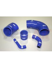 Durite air silicone suralimentation VENAIR, reference 600001090568 - coloris BLEU