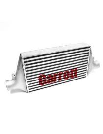 Intercooler aluminium GARRETT haute capacité (600cv) 610x267x76mm connexions: 63mm