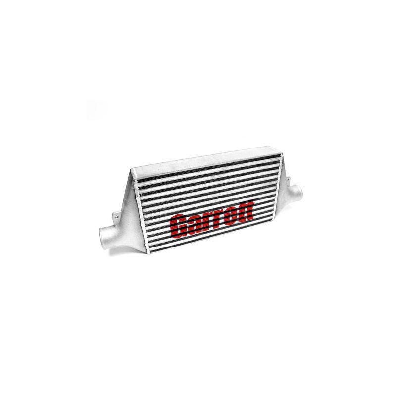 intercooler aluminium garrett haute capacit u00e9  600cv  610x267x76mm connexions  63mm
