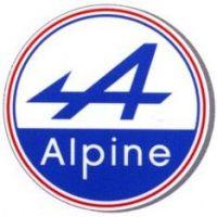 ALPINE - Embrayage renforcé