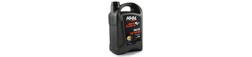 IGOL CERAMIC F1 - Huile moteur