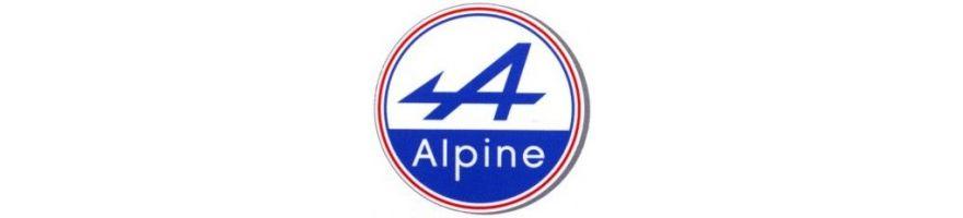 ALPINE - Echappement