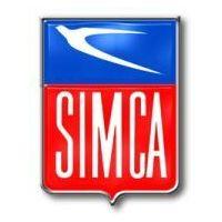 SIMCA - Kit durites de frein aviation
