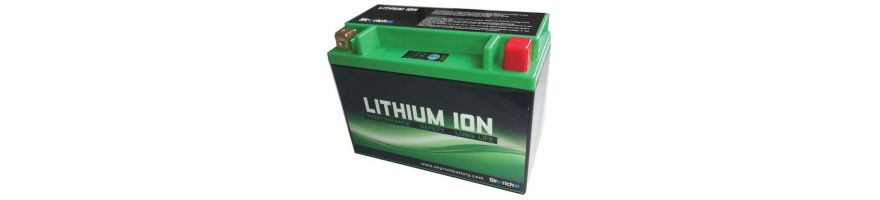 Batteries 12V ultra légères