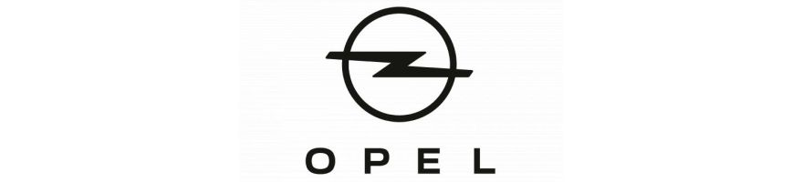 OPEL Kadett - Echappement
