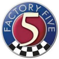FACTORY FIVE - Volant moteur allégé